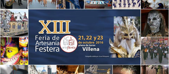 Artefiesta 2016 - Villena - Percusión para fiestas de moros y cristianos